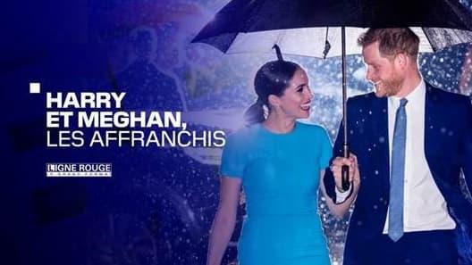 Harry et Meghan, sur BFMTV.