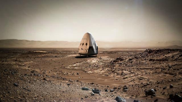 Elon Musk compte lancer ses premiers vols habités pour Mars d'ici 2024 et vient de dévoiler ce qui sera peut-être leur costume.