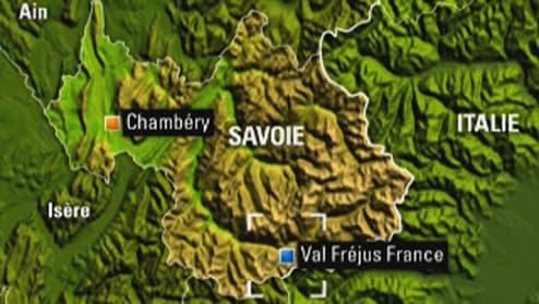 Une avalanche mortelle a emporté un groupe de militaires à Valfréjus, en Savoie.