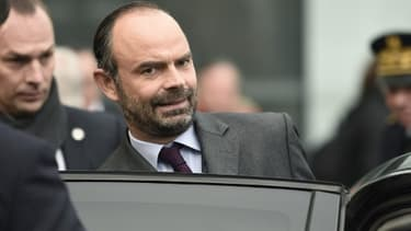 Le Premier ministre Edouard Philippe le 210 novembre 2017