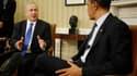 Dans le Bureau ovale de la Maison blanche, Barack Obama a assuré à Benjamin Netanyahu que les Etats-Unis soutiendraient toujours Israël face à la menace de l'Iran, tout en affirmant qu'il restait du temps pour résoudre par la voie diplomatique la crise li