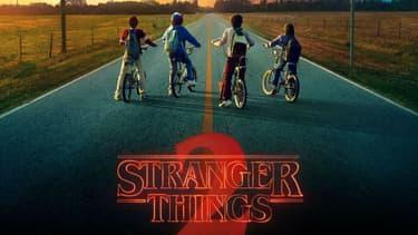 """La saison 2 de la série """"Stranger Things"""" est disponible à partir du 27 octobre 2017"""