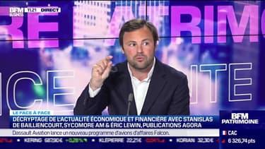 Stanislas de Bailliencourt VS Eric Lewin: Comment les marchés réagissent-ils aux publications des Gafam ? - 06/05
