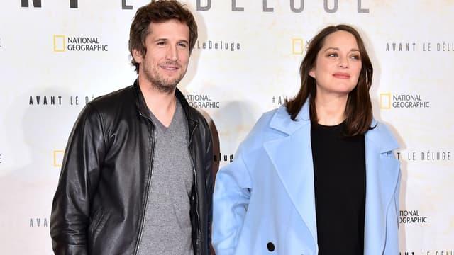 """Guillaume Canet et Marion Cotillard seront à l'affiche de """"Rock'n'Roll"""", le 15 février 2017"""