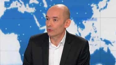 Maître Rémi Barousse, avocat du juge Jean-Michel Gentil.