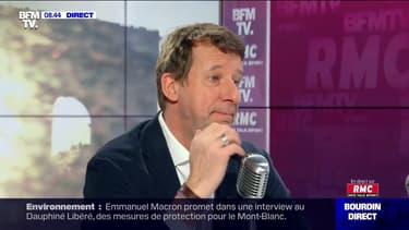 """Yannick Jadot: """"On ne conservera la démocratie que grâce à l'écologie"""""""