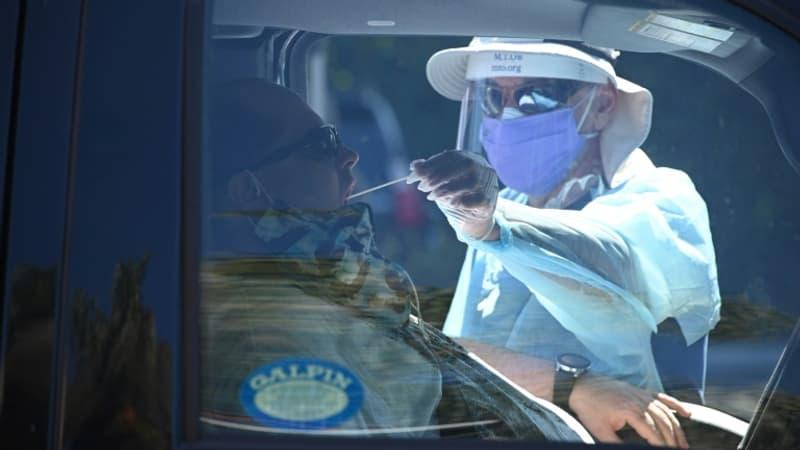 Coronavirus aux États-Unis: nouveau record avec 94.000 contaminations en 24 heures