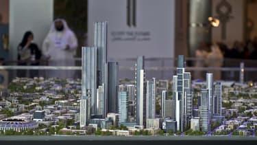 Le président égyptien, Abdel Fattah Al-Sissi cherche à attirer les investisseurs étrangers pour construire une nouvelle capitale administrative.
