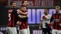 Les Milanais et Zlatan Ibrahimovic devront battre Manchester United.