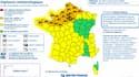25 départements ont été placés en vigilance orange neige et verglas par Météo France, lundi en milieu d'après-midi.