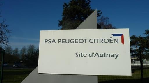 Avant Meudon, PSA a prévu de fermer le site d'Aulnay-sous-Bois