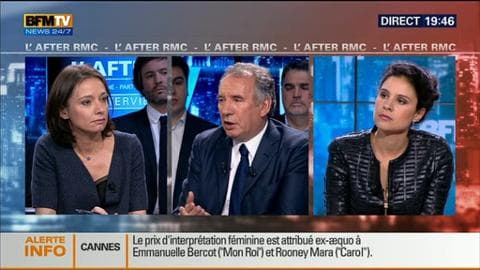 François Bayrou dans BFM Politique: l'after RMC, le débrief de l'interview
