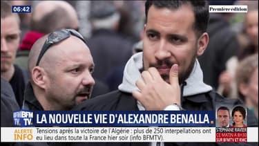 Un an après l'affaire, que devient Alexandre Benalla ?