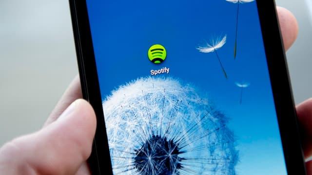 Spotify revendique 71 millions d'abonnés payants à travers le monde.