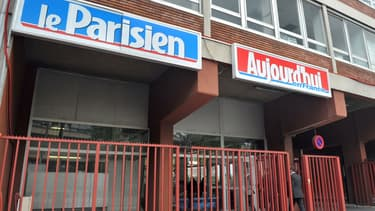 Le Parisien et Aujourd'hui en France ont récemment intégré le groupe Les Echos.
