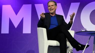 """Dans 50 ans, """"je ne sais pas si je devrais vous divertir vous ou l'intelligence artificielle"""", a déclaré le patron de Netflix."""