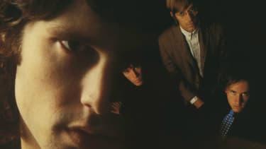 Pochette du premier album des Doors