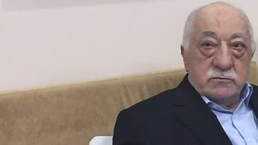 Fethullah Gülen le 18 juillet dernier dans sa résidence de Saylorsburg, en Pennsylvanie, aux Etats-Unis.