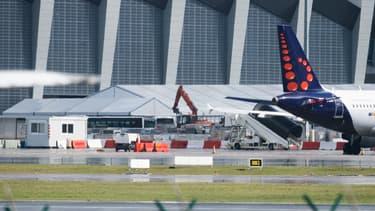 Des aéroports belges sont fermés.