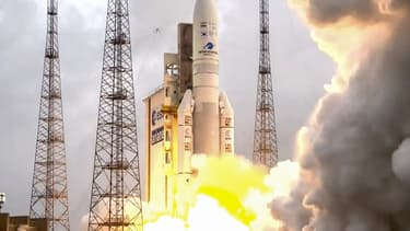 L'Europe a envoyé 17 tonnes de satellites en 2017, loin derrière les Etats-Unis et la Chine.