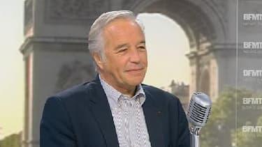 François Rebsamen était l'invité de BFMTV-RMC ce jeudi 15 mai.