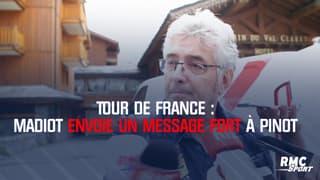 Tour de France : Madiot envoie un message fort à Pinot