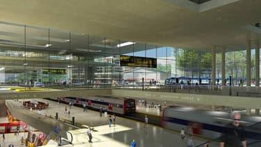 Le futur métro express du Grand Paris est l'un des projets d'investissement figurant sur la liste transmise par la France à Bruxelles.