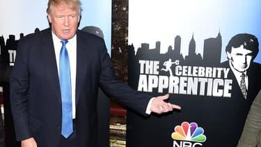 Donald Trump a joué le jeu dans la version américaine.