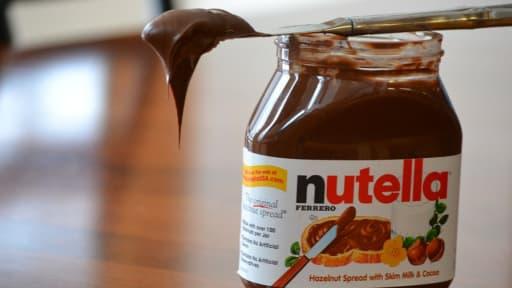 Nutella craint de voir ses ventes baisser en 2013.