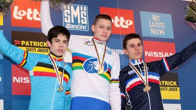Mathieu Van der Poel, champion du monde