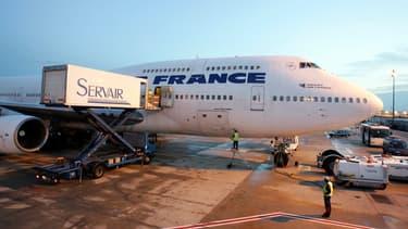 Servair est le numéro 3 mondial de la restauration aérienne.