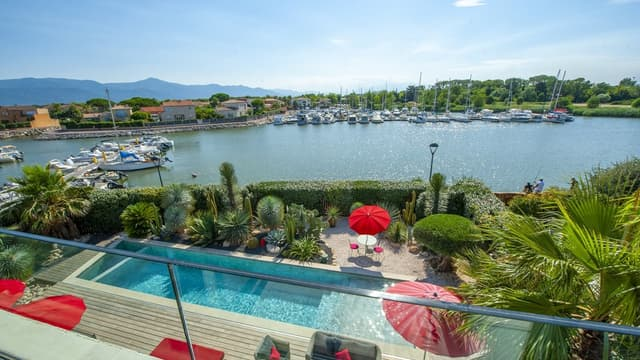 Une villa à vendre près de Perpignan