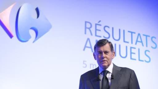 Le mandat de Georges Plassat court jusqu'en 2015.