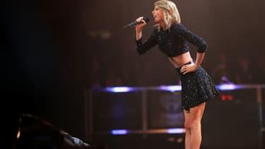 Les jambes de Taylor Swift valent 25 fois moins que celles de Mariah Carey