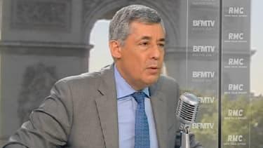Henri Guaino, député UMP des Yvelines.