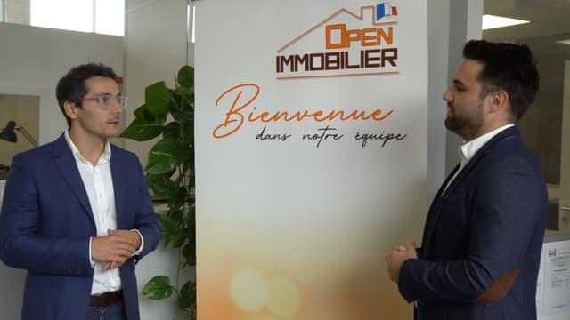 Open Immobilier, une entreprise innovante dans le secteur de l'immobilier