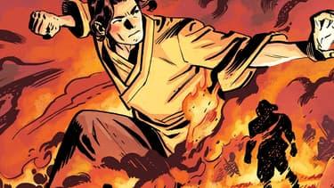 """""""Fire Power"""" de Robert Kirkman et Chris Samnee"""