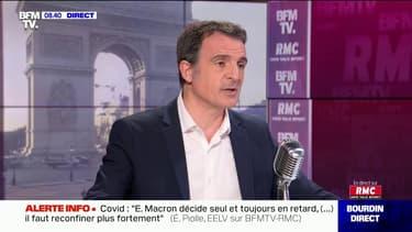 """Éric Piolle n'est pas favorable aux """"passeports vaccinaux"""" en France"""