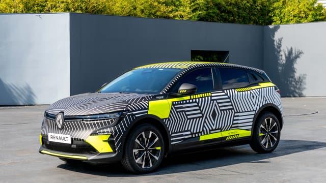 Renault dévoile ce mardi 8 juin des images de la Mégane E-Tech Electric, la future Mégane électrique.