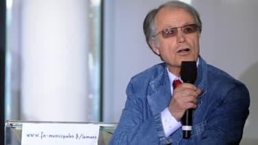Louis Noguès, élu frontiste au Mans.
