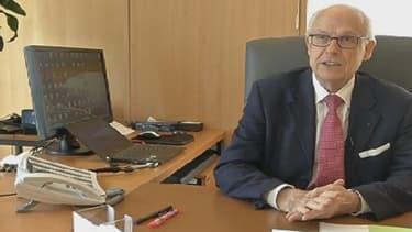 L'ancien ministre du Budget Alain Lambert
