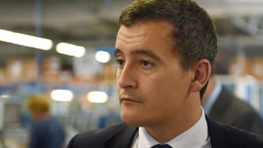 Gérald Darmanin, le 8 septembre 2016 à Vendôme. - GUILLAUME SOUVANT / AFP
