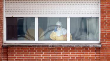 L'aide soignante espagnole contaminée par Ebola parle désormais