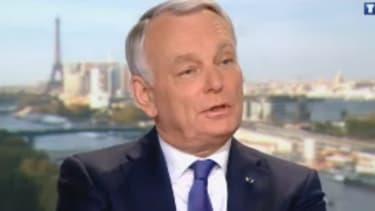 Jean-Marc Ayrault était l'invité du journal de TF1 à l'occasion du premier anniversaire de l'élection de François Hollande