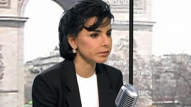 Rachida Dati, vice-présidente de l'UMP et députée européenne.
