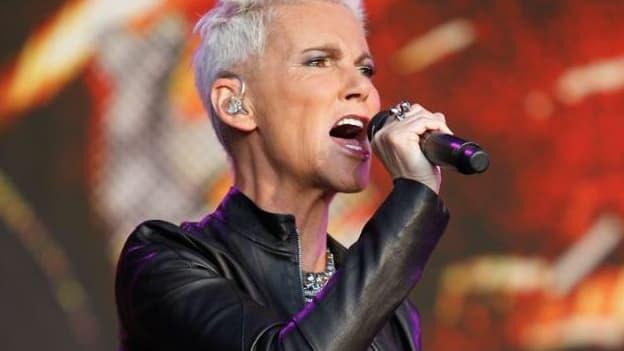 Marie Fredriksson en 2011.