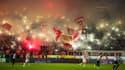 Supporters Etoile Rouge de Belgrade