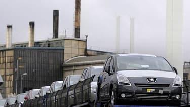La division automobile de PSA enregistre une perte de 662 millions au premier semestre.