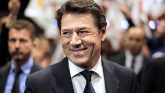 Estrosi candidat à sa succession à Nice