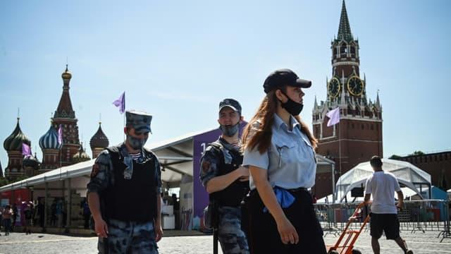 Moscou ne parvient pas à juguler le coronavirus (photo d'illustration)